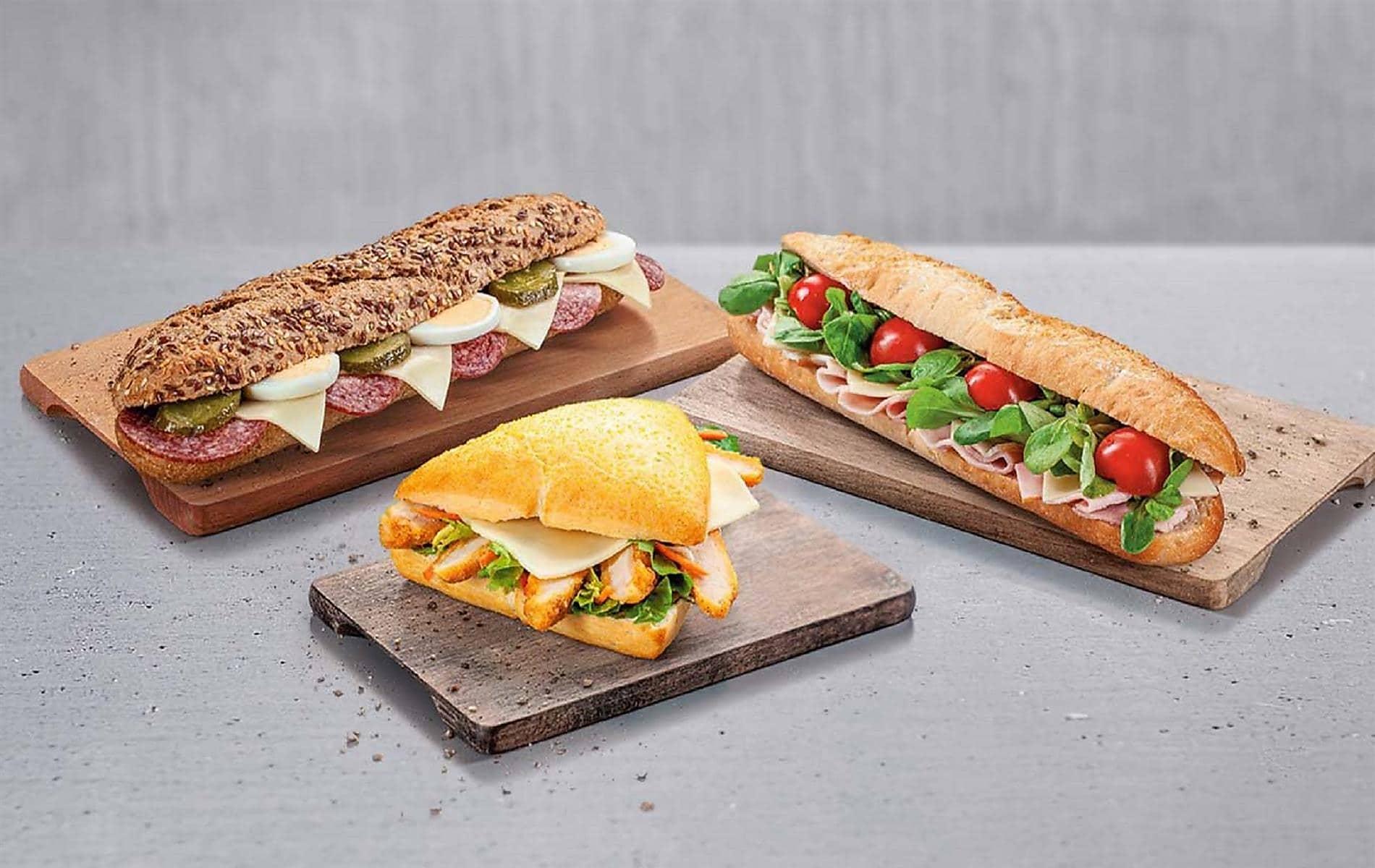 25 pont az új deli by Shell szendvicsekkel!