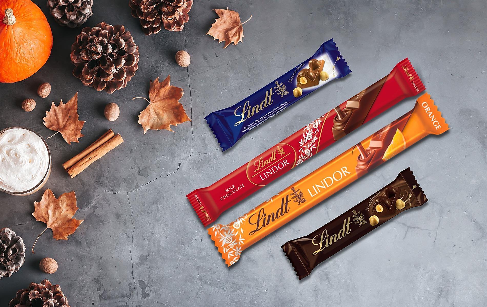 5 pont prémium Lindt csokikkal*