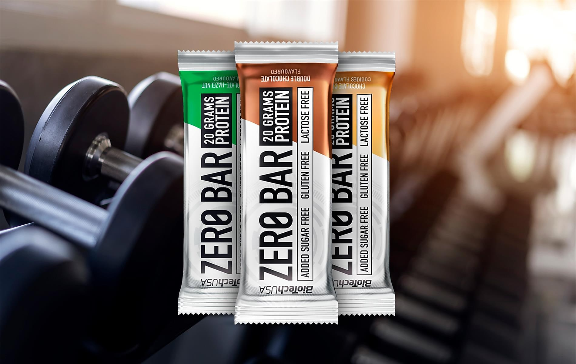 10 pont Zero Bar protein szelettel!