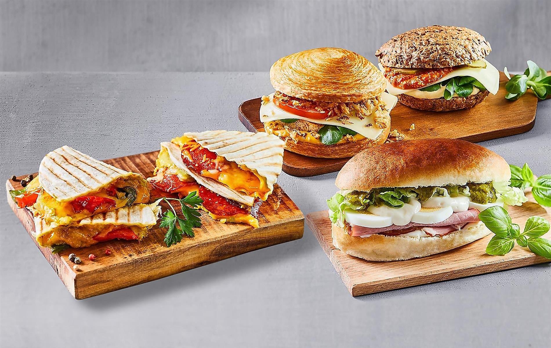 25 pont deli by Shell szendvicsekkel